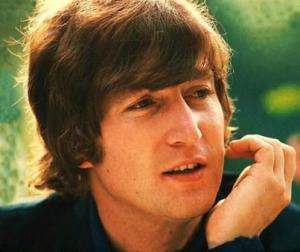 John Lennon, lookin' fine!