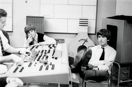 Harrison Control room